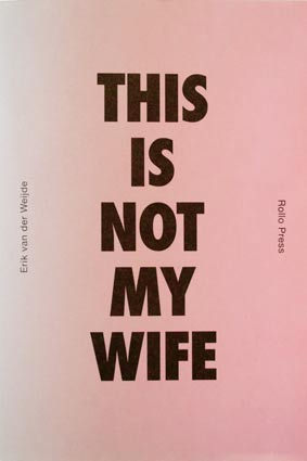 This is not my wife