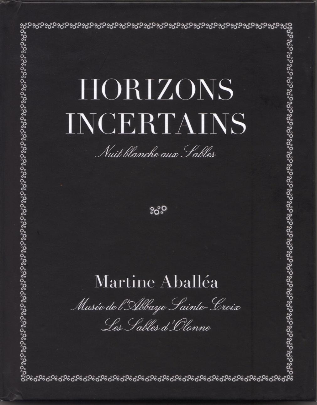 Horizons Incertains