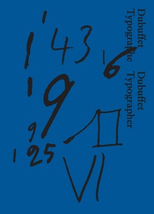 Dubuffet Typographe