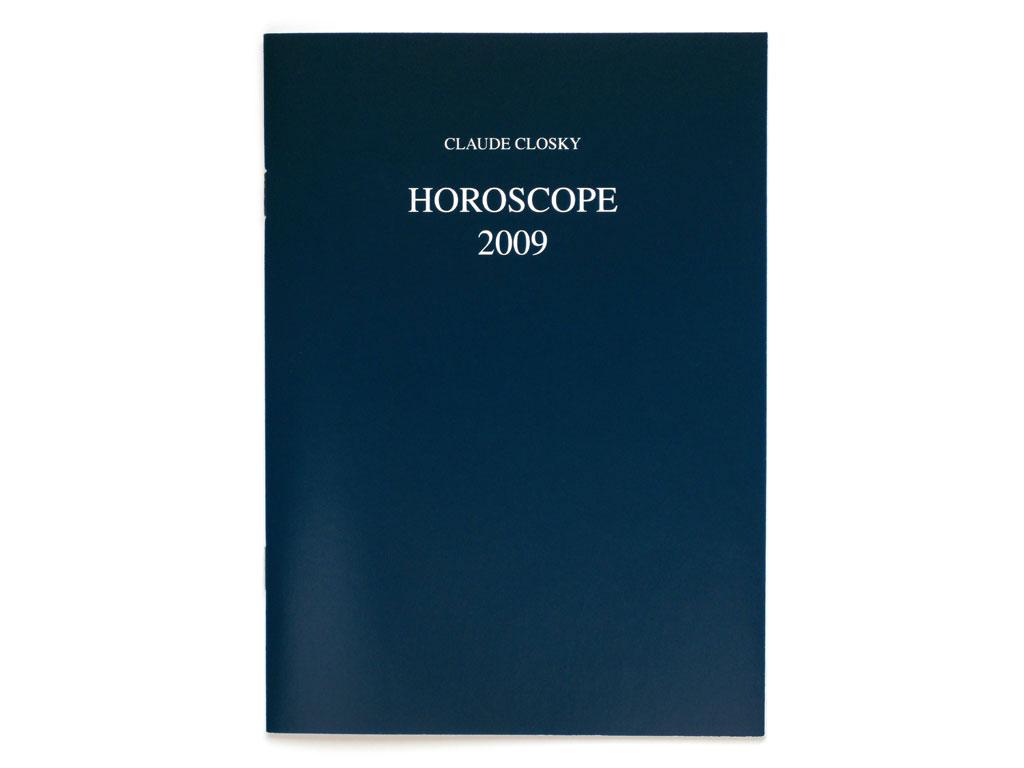 Horoscope 2009