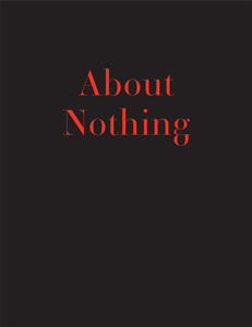About Nothing – Drawings 1962-2004