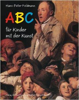 ABC für Kinder mit der Kunst