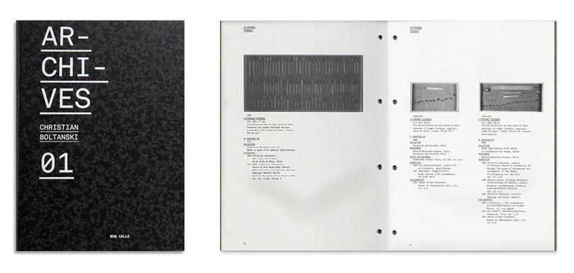 Archives Christian Boltanski 01
