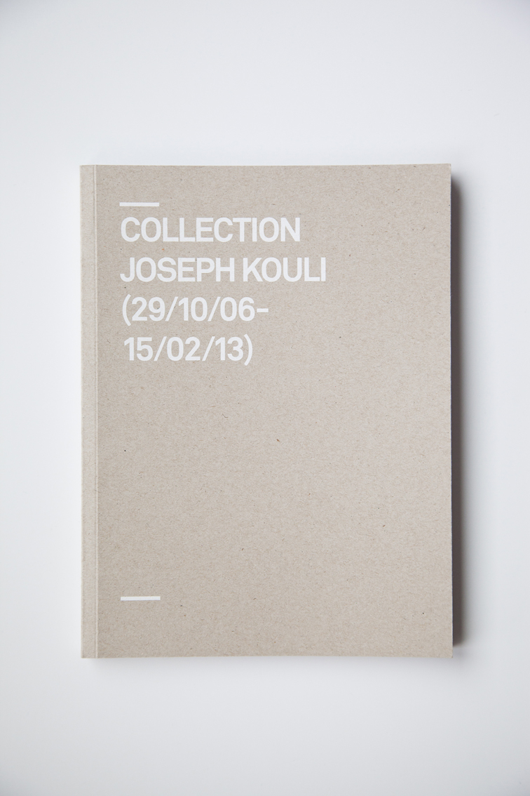 Collection Joseph Kouli (29/10/06-15/02/13)