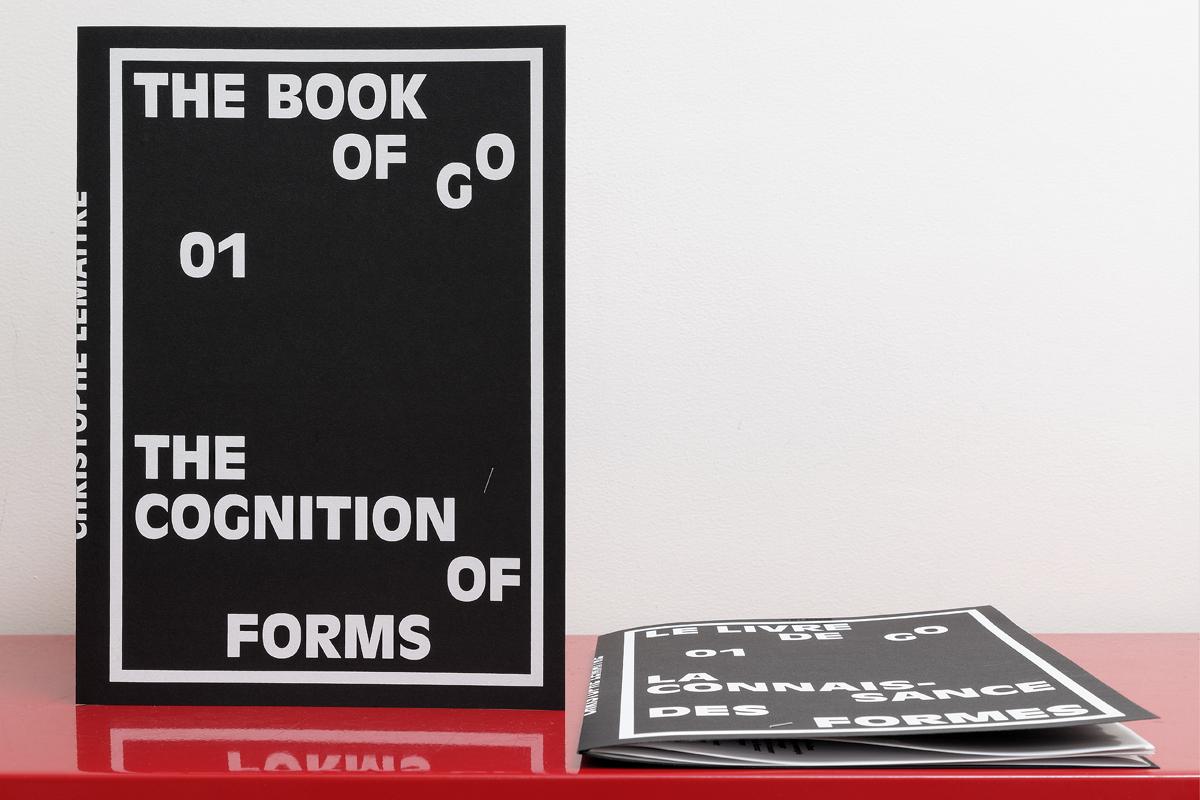 Le Livre de Go, 1ère partie : La connaissance des formes