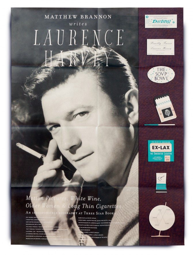 MATTHEW BRANNON WRITES LAURENCE HARVEY