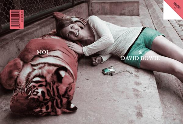 Hypertexte #4 Moi & David Bowie