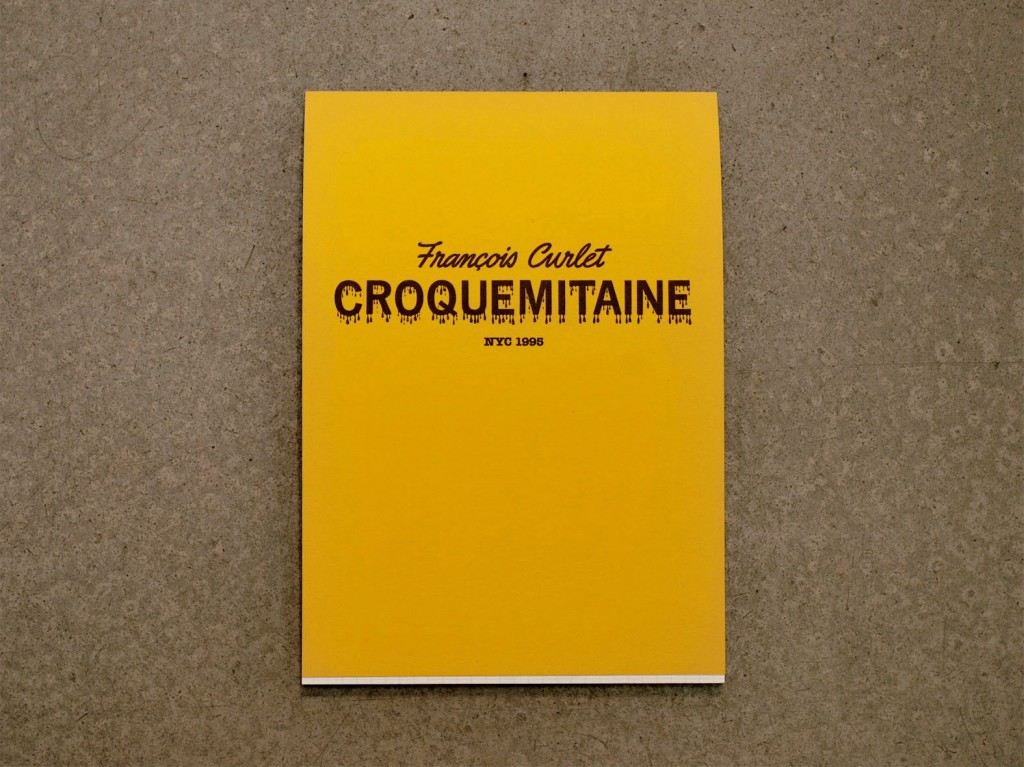 Croquemitaine NYC 1995