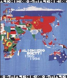 Alighiero e Boetti 1965-1994