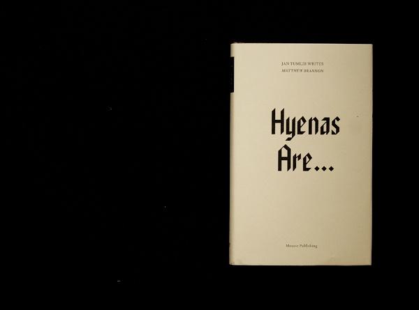 Hyena's Are…