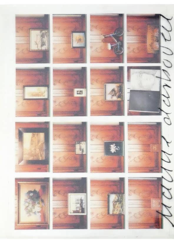 Histoire de la culture 1980/1983″ «24 chants»