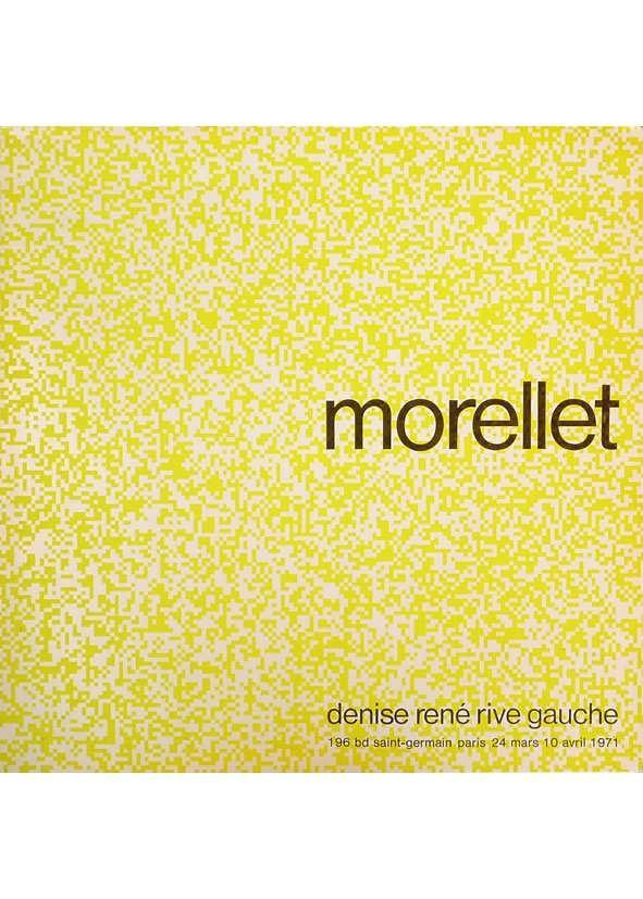 Morellet – Denise René