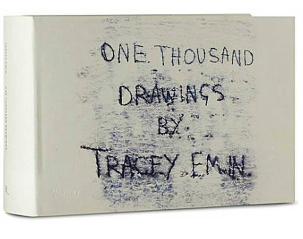 One thousand drawings