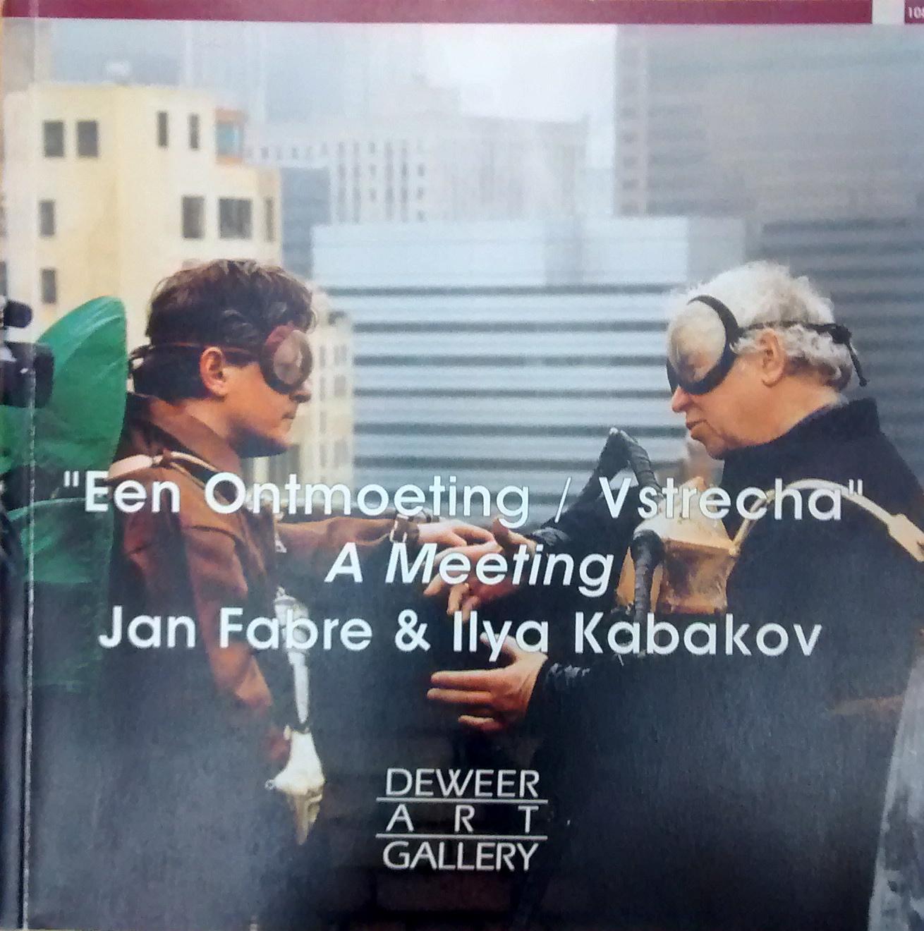 Een Ontmoeting / Vstrecha. A Meeting – Jan Fabre & Ilya Kabakov