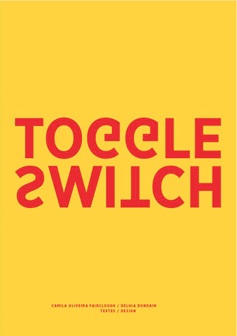 Toggle Switch (jaune)
