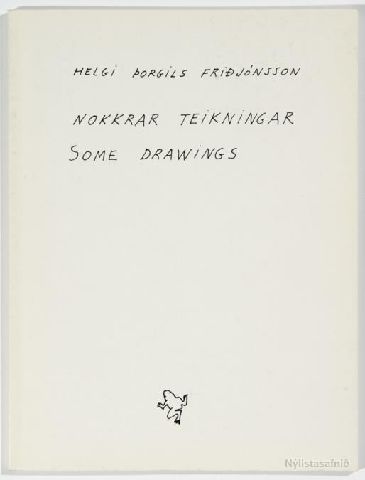 Nokkrar Teikningar / Some drawings