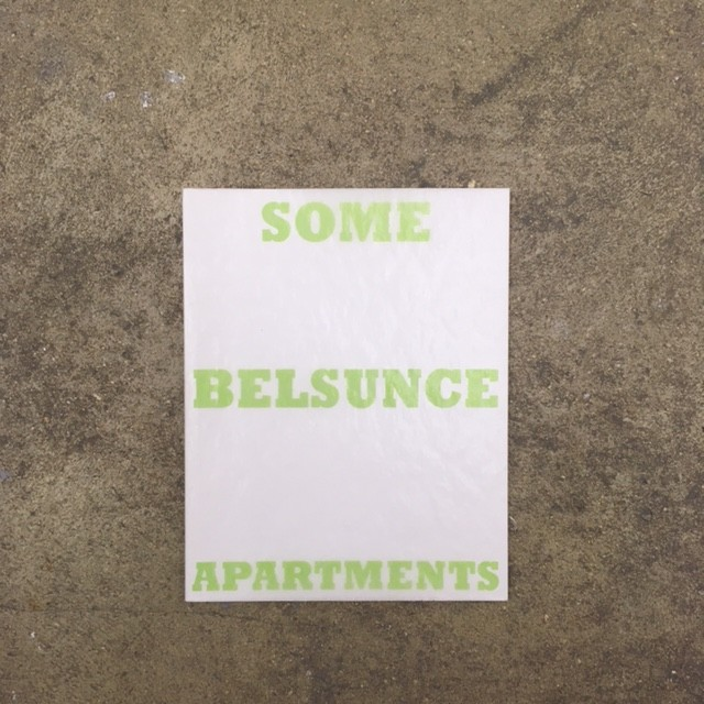 Some Belsunce Apartments