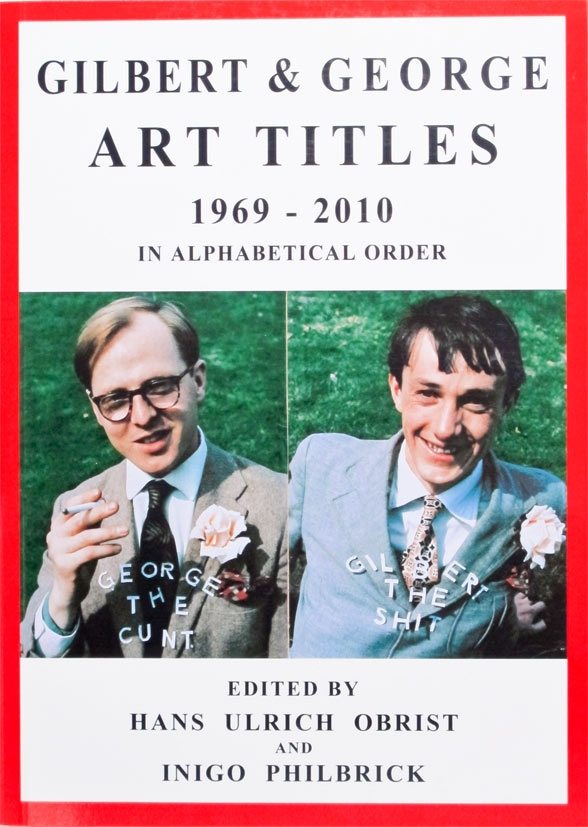 Art titles : 1969 – 2010 In chronogical order