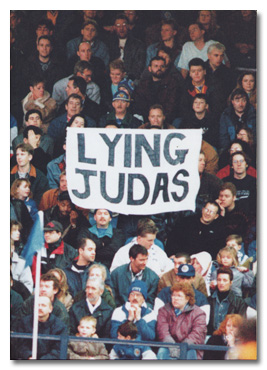 Lying Judas