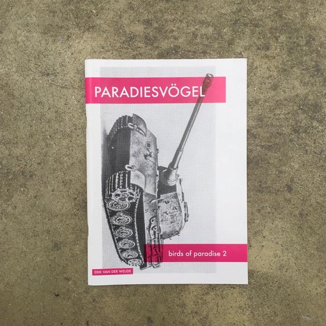 Paradiesvögel (Birds of Paradise II)