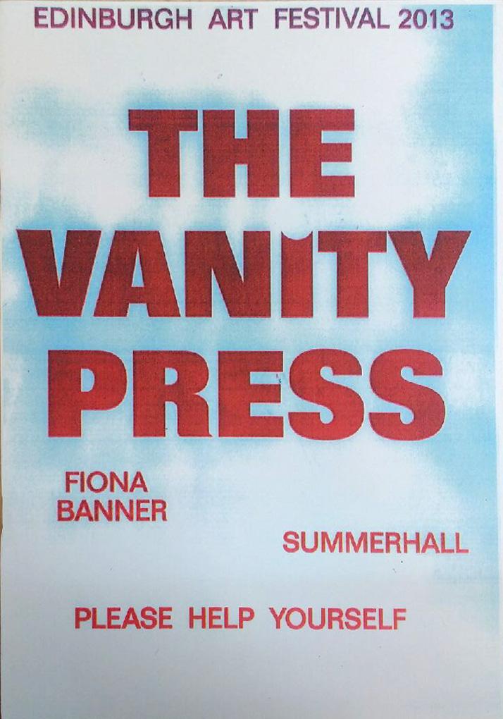 The Vanity Press