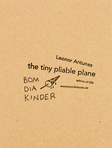 The tiny pliable plane (coffret)