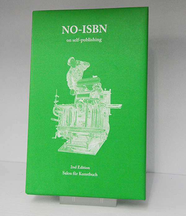 NO-ISBN – On Self-Publishing
