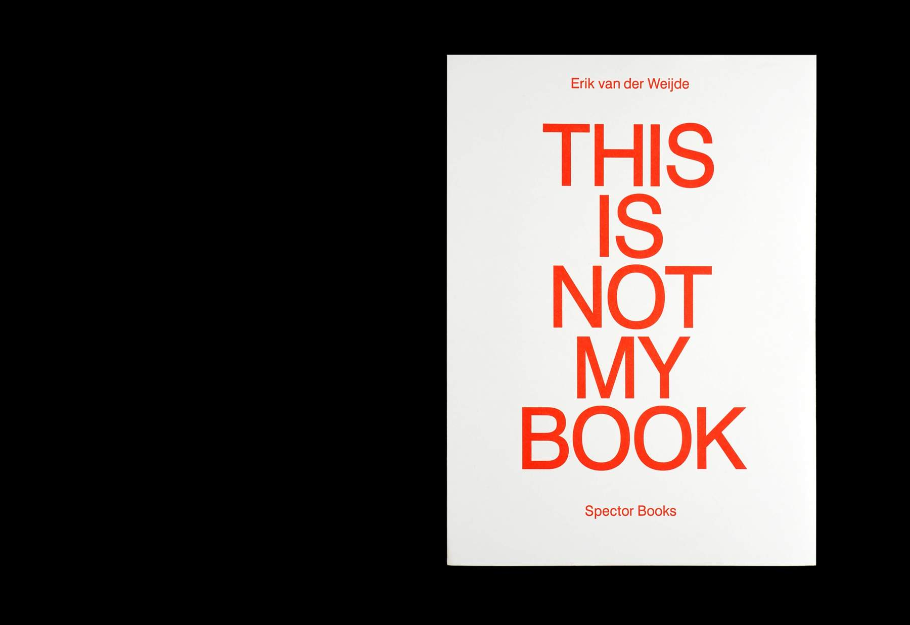This Is Not My Book