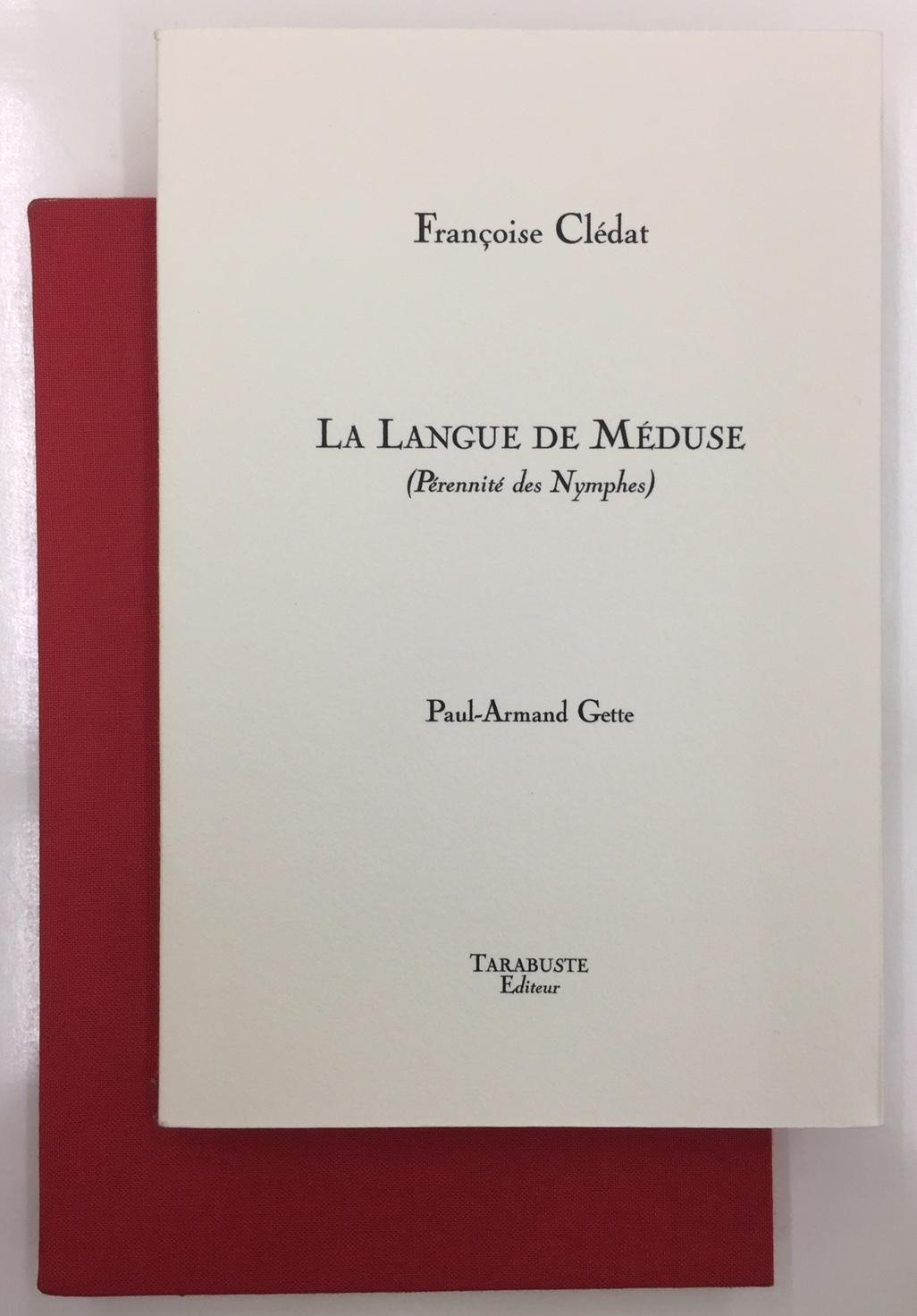 La langue de méduse (signé)