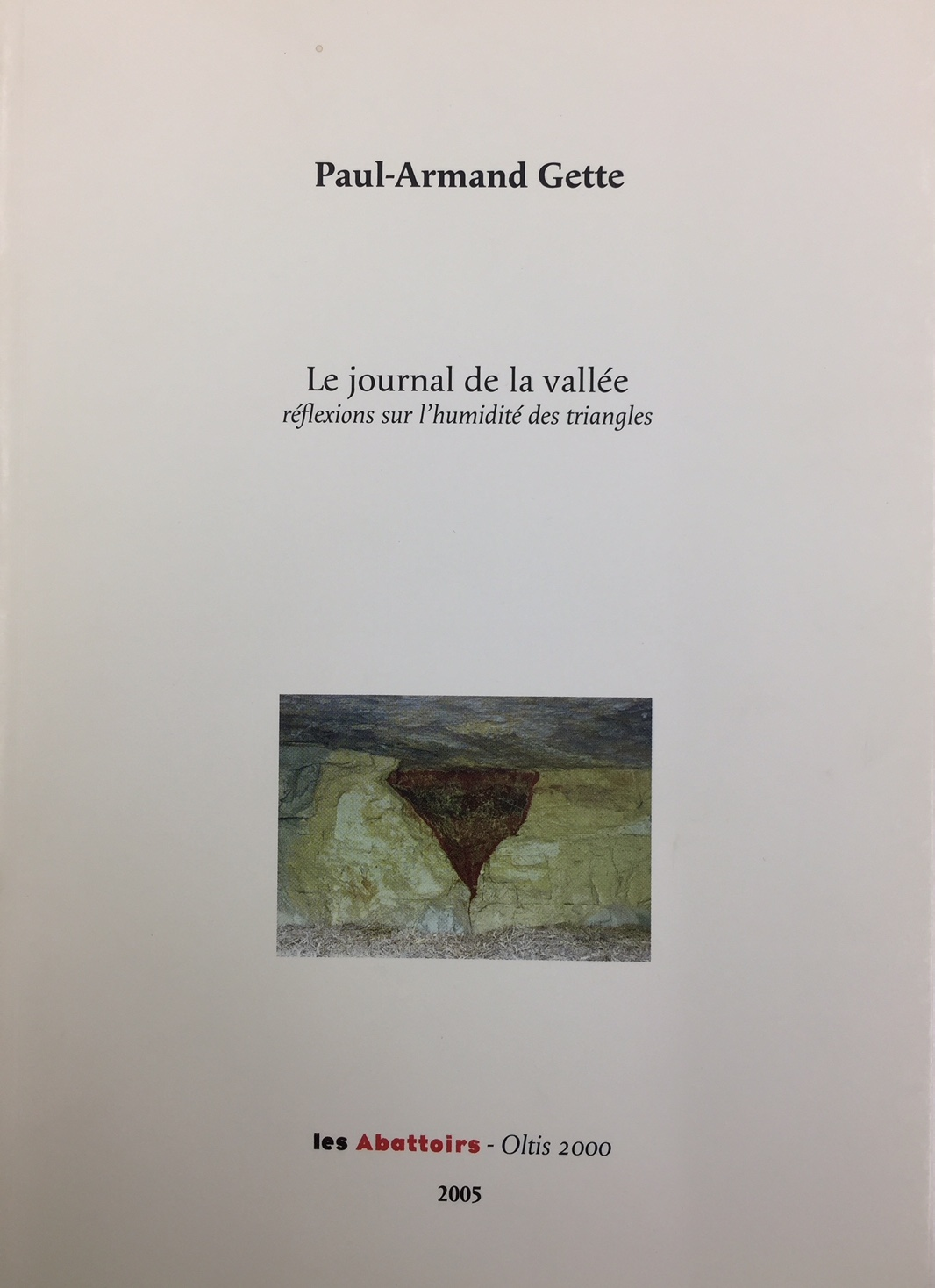 Le journal de la vallée