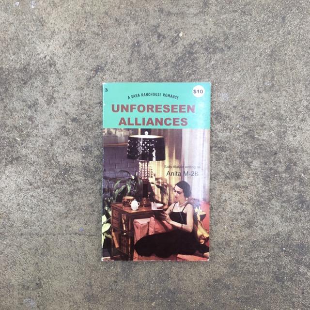 Unforeseen Alliances – Sara Ranchouse Romance Series #3