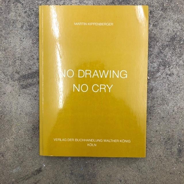 No drawing, No cry