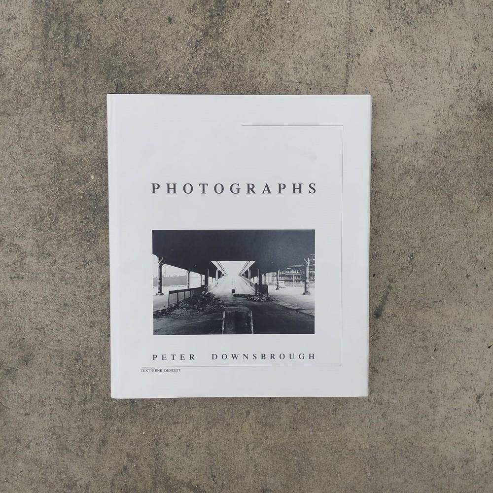 Photographs (1ère ed.) – signé